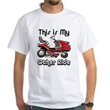 Mower My Other Ride Shirt