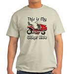 Mower My Other Ride Light T-Shirt