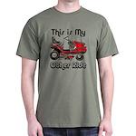 Mower My Other Ride Dark T-Shirt