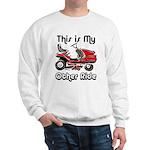 Mower My Other Ride Sweatshirt