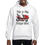 Mower My Other Ride Hooded Sweatshirt