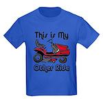 Mower My Other Ride Kids Dark T-Shirt