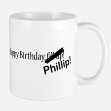 Funny Philip Mug