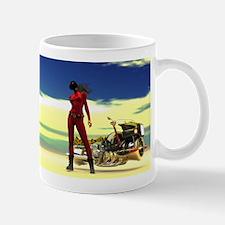 Future Biker Babe Mug