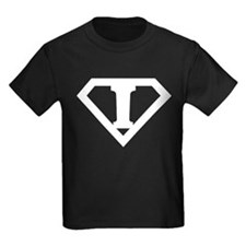 Super White I Logo T