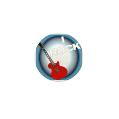 I Rock! Mini Button (100 pack)