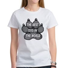 The Best Dog In The World Tee