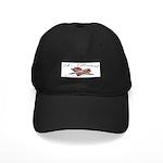 X-Rated Black Cap