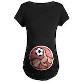 Sports baby Maternity T-shirts (Dark)