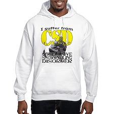 CSD Compulsive Snowmobile Disord Hoodie
