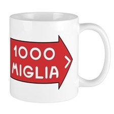 Mille Miglia Small Mug