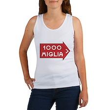 Mille Miglia Women's Tank Top