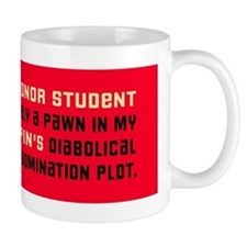 Min Pin Honor Student Mug