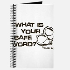 What is Your Safe Word? Journal