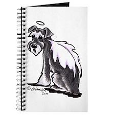 Schnauzer Angel Journal