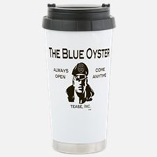 The Blue Oyster - Always Open Travel Mug