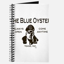 The Blue Oyster - Always Open Journal