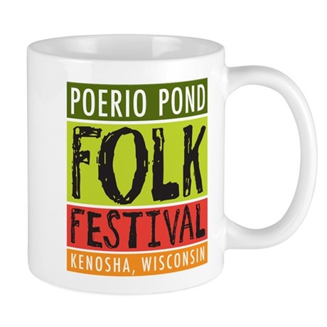 Poerio Pond Folk Festival Mug
