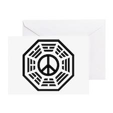 Dharma Peace Greeting Card