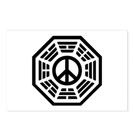 Dharma Peace Postcards (Package of 8)