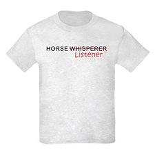 Horse Listener T-Shirt