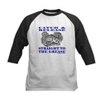 CATCH AND RELEASE Kids Baseball Jersey