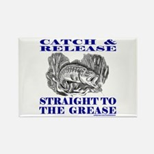 CATCH AND RELEASE Rectangle Magnet