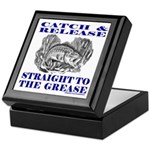 CATCH AND RELEASE Keepsake Box