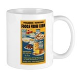 Foods from Corn Mug