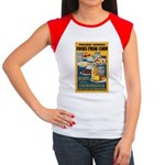 Foods from Corn Women's Cap Sleeve T-Shirt