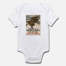 A Question of Stamina Infant Bodysuit