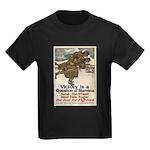 A Question of Stamina Kids Dark T-Shirt