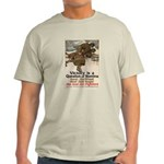 A Question of Stamina Light T-Shirt