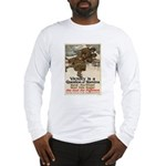 A Question of Stamina Long Sleeve T-Shirt