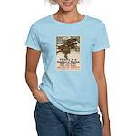 A Question of Stamina Women's Light T-Shirt