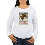 A Question of Stamina Women's Long Sleeve T-Shirt