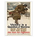 A Question of Stamina Small Poster