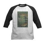 Save the Products of the Land Kids Baseball Jersey