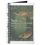Save the Products of the Land Journal