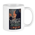 Use Less Wheat Mug