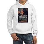 Use Less Wheat Hooded Sweatshirt