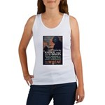 Use Less Wheat Women's Tank Top