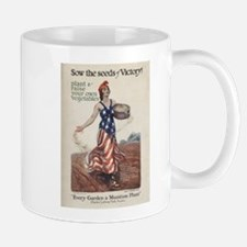Sow the Seeds of Victory Mug