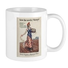 Sow the Seeds of Victory Small Mug
