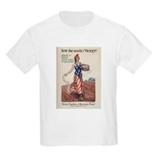 Sow the Seeds of Victory T-Shirt