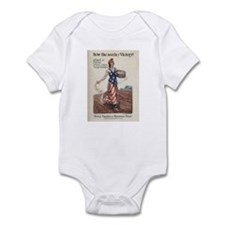 Sow the Seeds of Victory Infant Bodysuit