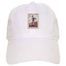 Sow the Seeds of Victory Baseball Cap