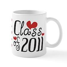 Love (Heart) Class 2011 Mug