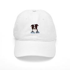 Border Collie Baseball Cap