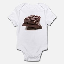Chocolate Infant Bodysuit